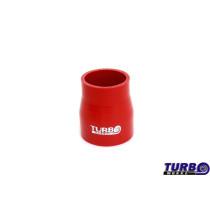 Szilikon szűkító TurboWorks Piros 51-63mm